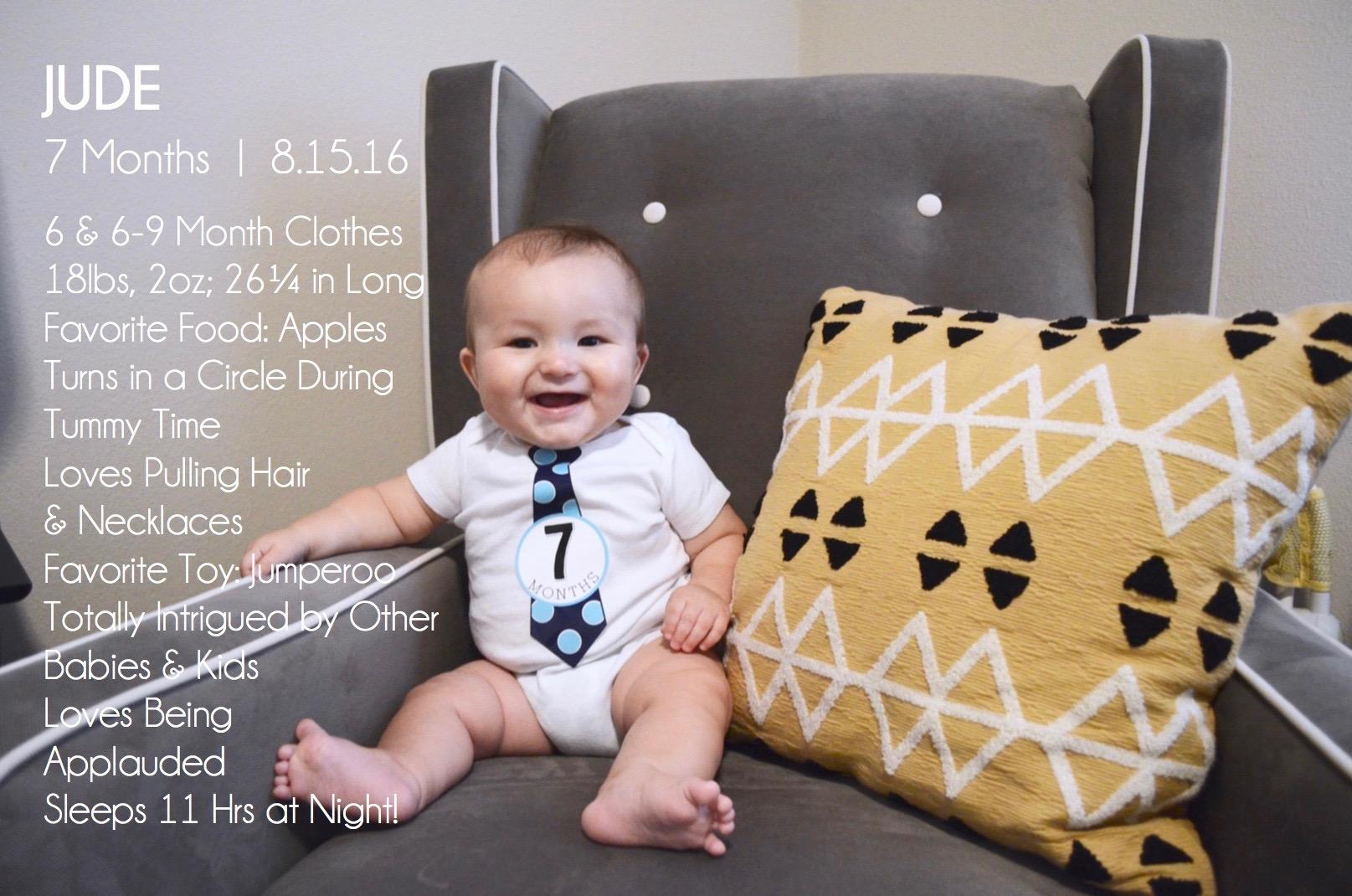 Jude - 7 Months (1)